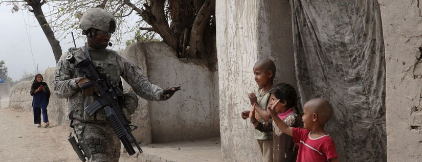 Principle of distinctions in HumanitarianLaw