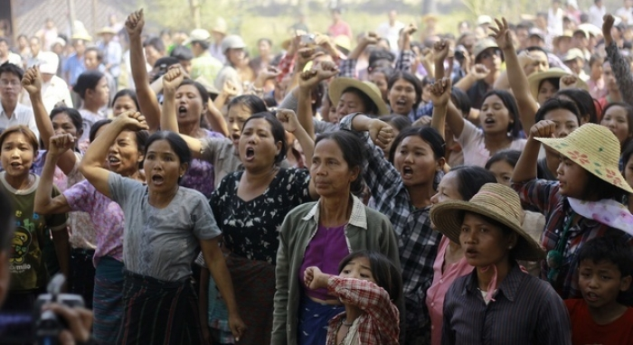 Situation of human rights in Myanmar