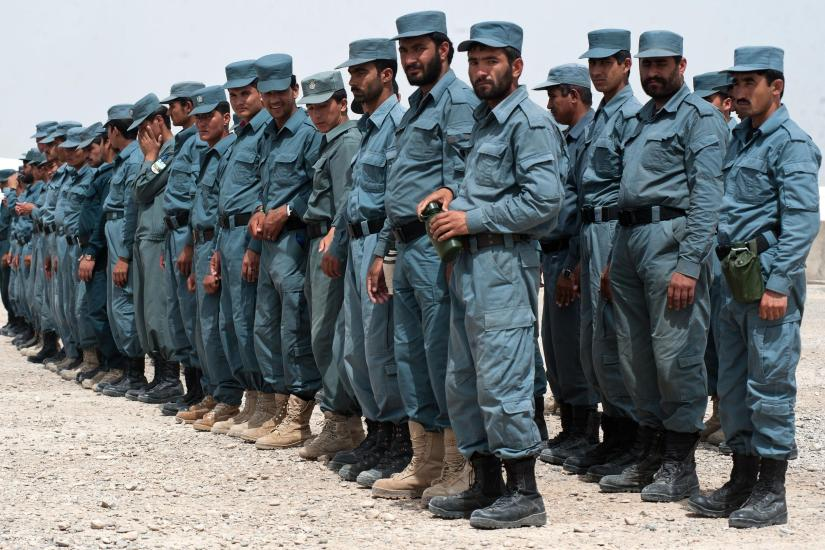 Reforming the Afghan NationalPolice